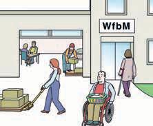 WfbM Menschen